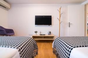 Rongyi Apartment, Apartmány  Kanton - big - 98