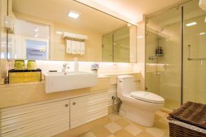 Rongyi Apartment, Apartmány  Kanton - big - 129