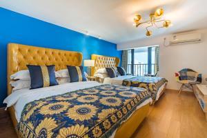 Rongyi Apartment, Апартаменты/квартиры  Гуанчжоу - big - 17