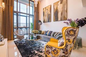 Rongyi Apartment, Apartmány - Kanton