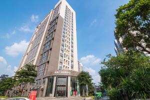 Rongyi Apartment, Apartmány  Kanton - big - 17