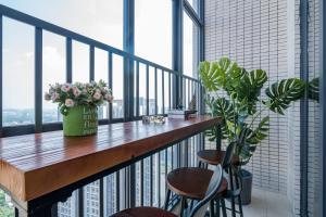 Rongyi Apartment, Apartmány  Kanton - big - 134