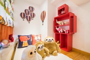 Rongyi Apartment, Apartmány  Kanton - big - 147