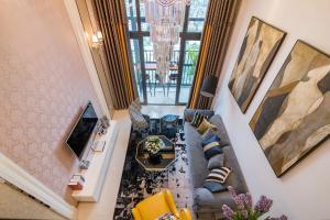 Rongyi Apartment, Апартаменты/квартиры  Гуанчжоу - big - 4