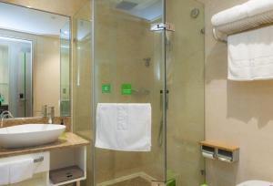 IBIS Styles Nantong Development Zone Shimao Plaza, Hotely  Nantong - big - 32
