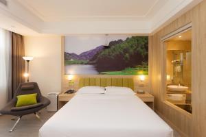 IBIS Styles Nantong Development Zone Shimao Plaza, Hotely  Nantong - big - 10