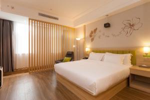 IBIS Styles Nantong Development Zone Shimao Plaza, Hotely  Nantong - big - 28