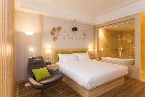 IBIS Styles Nantong Development Zone Shimao Plaza, Hotely  Nantong - big - 29