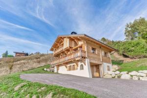 Chalet Alpina - Hotel - Megève