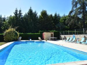 Maison De Vacances - Blanquefort-Sur-Briolance 1, Nyaralók  Saint-Cernin-de-l'Herm - big - 40
