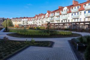 Apartamenty Świnoujście - Kwartał Róży Wiatrów