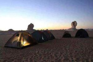 White desert, Campsites  Bawiti - big - 26