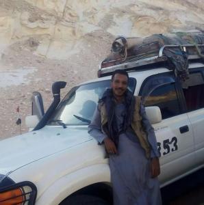 White desert, Campsites  Bawiti - big - 133