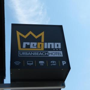 emblème de l'établissement Hotel Regina