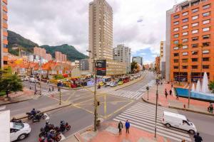 Gorgeous Chapinero Alto Apartment, Apartmány  Bogota - big - 19