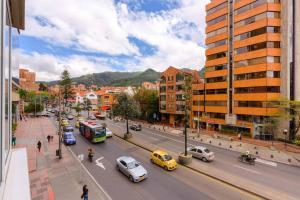 Gorgeous Chapinero Alto Apartment, Apartmány  Bogota - big - 20