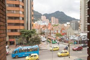 Gorgeous Chapinero Alto Apartment, Apartmány  Bogota - big - 21
