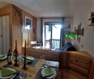 Appartamento con vista in Grangesises/Sestriere - Hotel - Sestrière