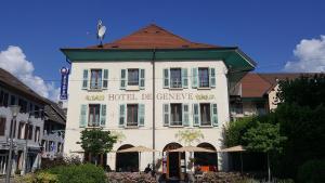 The Originals City, Hôtel Genève, Albertville Nord (Inter-Hotel) - Faverges