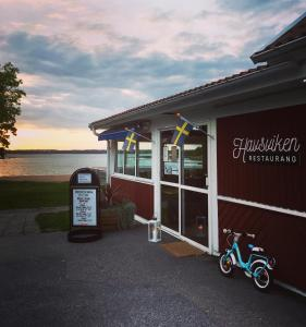 Dragsö Camping & Stugby, Campeggi  Karlskrona - big - 52