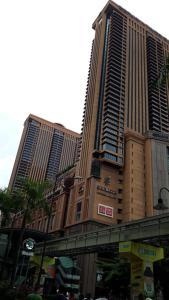 Blue Sky Apartment at Times Square - Kuala Lumpur