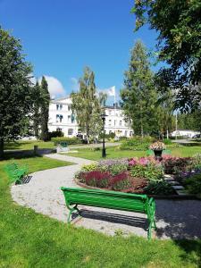 Furunäset Hotell & Konferens, Szállodák  Piteå - big - 43