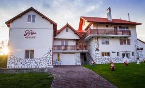 Pensiunea SilvAnka - Accommodation - Vîlcele