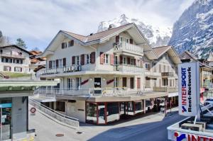 Apartment Neuenhaus 3.5 - GriwaRent AG - Hotel - Grindelwald
