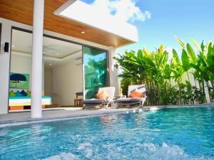 K@ Villa - Amazing 4 bedrooms villa in Rawai - Ko Hae
