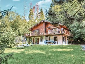 Holiday Home L´Ourson 06 - Croix Fanzel
