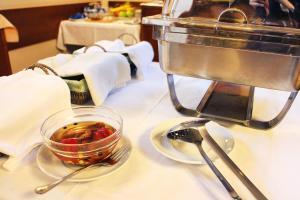 Marben Panzió, Bed and Breakfasts  Hegykö - big - 18