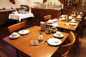 Marben Panzió, Bed and Breakfasts  Hegykö - big - 19