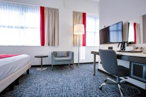 Park Inn by Radisson Amsterdam Airport Schiphol, Hotels  Schiphol - big - 4