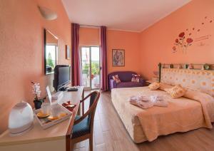 Hotel Majore, Hotely  Santa Teresa Gallura - big - 30