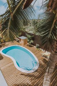 Monumental Landmark with Pool, Dovolenkové domy  Santa Cruz - big - 17