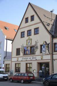 Gasthof zur Post - Au in der Hallertau