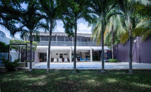 Casa Armonia, Dovolenkové domy  Cancún - big - 9