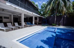 Casa Armonia, Дома для отпуска  Канкун - big - 52