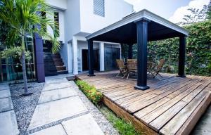 Casa Armonia, Дома для отпуска  Канкун - big - 50