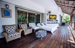 Casa Armonia, Дома для отпуска  Канкун - big - 47