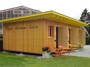 Casa Dorma Bain, Кур