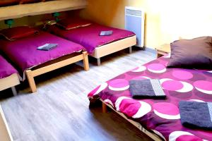 Holiday home Montblanc, Holiday homes  Briançonnet - big - 17