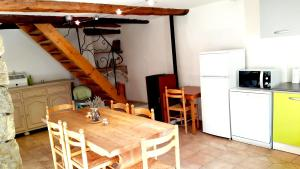 Holiday home Montblanc, Holiday homes  Briançonnet - big - 1