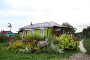 Guest house Znatnaya Storonka - Gustomesovo