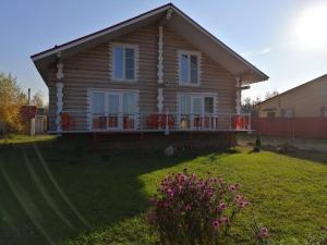 House on the, Vendégházak  Osztaskov - big - 9