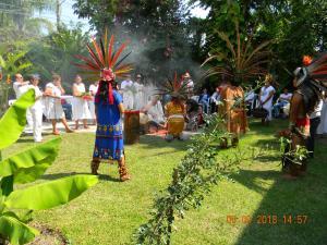 Tonantzincalli SPA Prehispanico, Ubytování v soukromí  Chiconcuac - big - 49