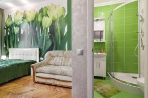Apartment on Dudayeva 17, Appartamenti  Leopoli - big - 73