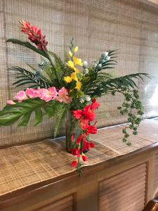 Garden Villa, Дома для отпуска  Фудзиёсида - big - 22