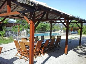 Tranquil Countryside in Villa Luc-en-Diois with Pool