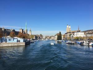 obrázek - Touristenzimmer in Zürich für 2 Personen